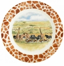 Gien Safari Bottle Coasters