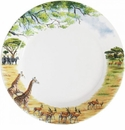 Gien Safari Dinner Plate