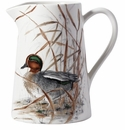 Gien Sologne Pitcher Duck