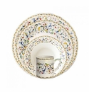 Gien Toscana 4 Piece Dinnerware Placesetting