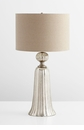 Glass Tower Table Lamp by Cyan Design