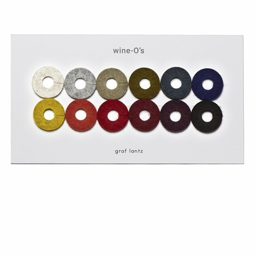 Graf Lantz Felt Wine O'S Autumn Colors