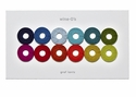 Graf Lantz Felt Wine O'S Rainbow Colors
