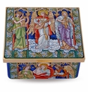 Halcyon Days Ave Maria Musical Box