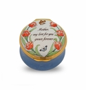Halcyon Days Mother my love for you Enameled Box