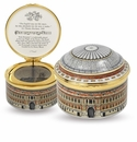 Halcyon Days Royal Albert Hall Musical Box
