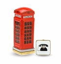 Halcyon Days Telephone Box Bonbonniere keepsake Box