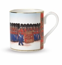 Halcyon Days Trooping The Colour Mug