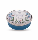 Halcyon Days Truly Great Friends Enameled Box