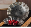 "Hammered Nickel ""Water Mark"" Bowl Home Decor"
