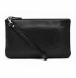 Handbag Butler Mighty Purse (Phone Charger with Apple and Micro USB Adaptors) - Matte Black Wristlet