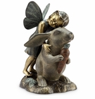 Happiness Garden Sculpture by SPI Home