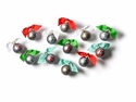 Happy Everything 12 Days of Christmas 65MM Ornaments - Set of 12