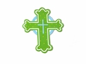 Happy Everything Cross 2 Big Attachment