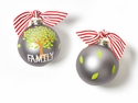 Happy Everything Family Tree Ornament