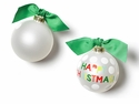 Happy Everything Happy Christmas Dot Ornament