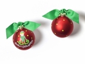 Happy Everything Santas Little Helper Boy Ornament