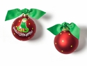 Happy Everything Santas Little Helper Girl Ornament