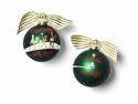 Happy Everything Silent Night Ornament