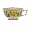 Herend American Wildflower Tea Cup  (8 Oz) - Meadow Lily