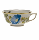 Herend American Wildflower Tea Cup  (8 Oz) - Morning Glory