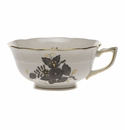 Herend Chinese Bouquet Black Tea Cup (8 Oz)