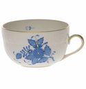 Herend Chinese Bouquet Blue Canton Cup  (6 Oz)