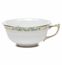 Herend Chinese Bouquet Garland Green Tea Cup (8 Oz)