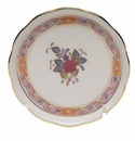 """Herend Chinese Bouquet Multicolor Coaster 4""""D"""