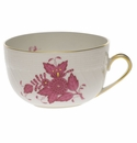 Herend Chinese Bouquet Raspberry Canton Cup  (6 Oz)