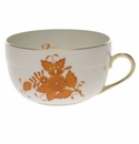 Herend Chinese Bouquet Rust Canton Cup  (6 Oz)