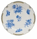 Herend Fortuna Blue Dinnerware