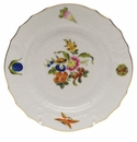 "Herend Fruits & Flowers Bread & Butter Plate  6""D"