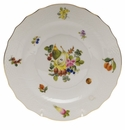 "Herend Fruits & Flowers Salad Plate  7.5""D"