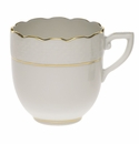 Herend Golden Edge After Dinner Cup (3 Oz)