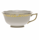 Herend Golden Laurel Tea Cup  (8 Oz)