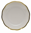"""Herend Gwendolyn Bread & Butter Plate  6""""D"""