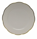 """Herend Gwendolyn Service Plate  11""""D"""