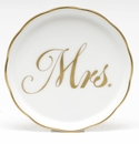 "Herend  Mrs. Coaster 4""D"