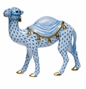 Herend Porcelain Camel Figurines
