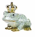 Herend Porcelain Frog Figurines