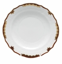 "Herend Princess Victoria Brown Bread & Butter Plate 6""D"