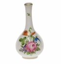 """Herend Printemps Small Bud Vase 3.5""""H"""