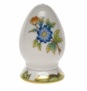 Herend Queen Victoria Pepper Shaker Single Hole  2.5""