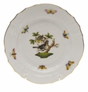 Herend Rothschild Bird Bread & Butter Plate - Motif 01 6