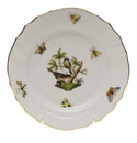 Herend Rothschild Bird Bread & Butter Plate - Motif 02 6