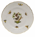 Herend Rothschild Bird Bread & Butter Plate - Motif 04 6