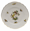 Herend Rothschild Bird Bread & Butter Plate - Motif 06 6