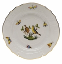 Herend Rothschild Bird Bread & Butter Plate - Motif 07 6