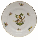 Herend Rothschild Bird Bread & Butter Plate - Motif 08 6